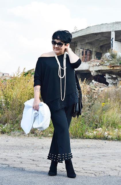 Coco Chanel i perły