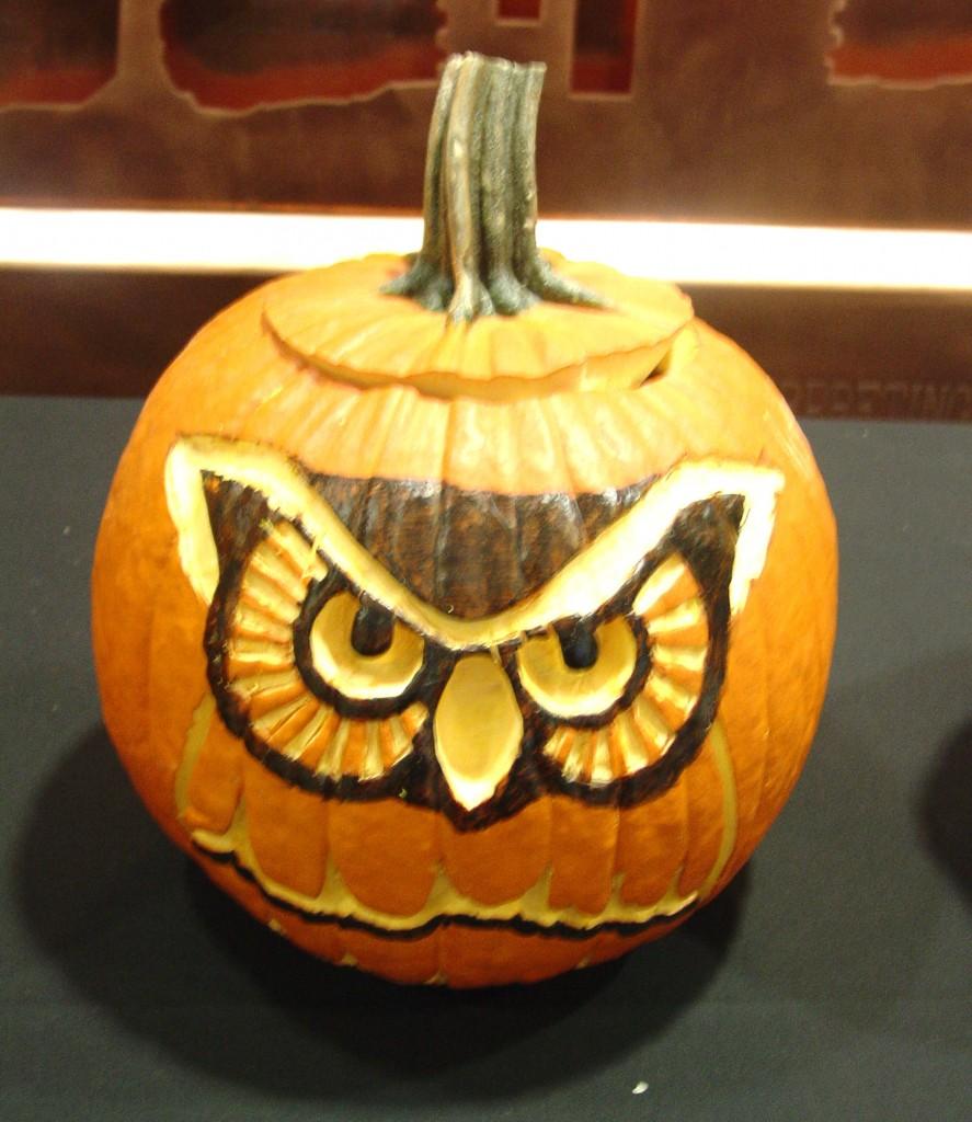 Original Pumpkin Carving Ideas 2011