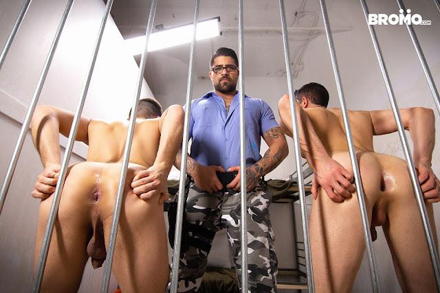 BROMO - Raw Lockup Part 2 - Ryan Bones / Killiam Wesker / Collin Lust