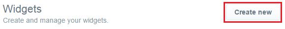 twitter widget for blogs embed code
