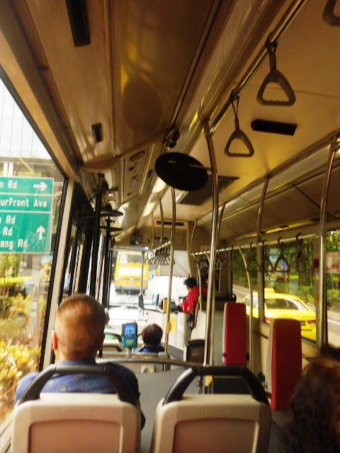cara menuju Sentosa Island Singapore