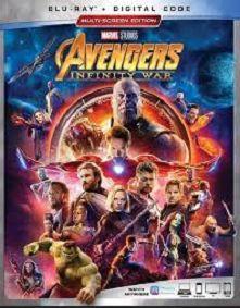 Nonton film Avengers Infinity War BluRay 2018