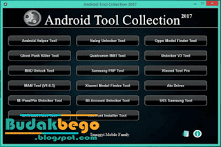 Android Tool Collection 2017 Update Terbaru (Working All)