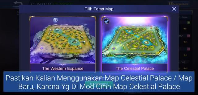 Cara Pasang Script Map Zodiac