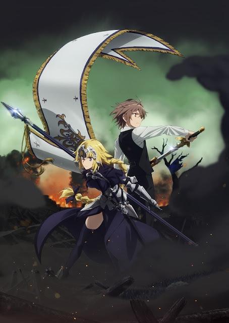 Fate/Apocrypha Umumkan Tanggal Tayang, Key Visual, dan Trailer Terbaru