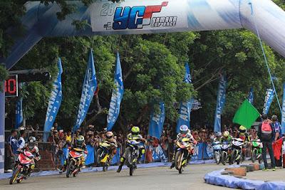 Jelang Yamaha Cup Race 2018 - Medan