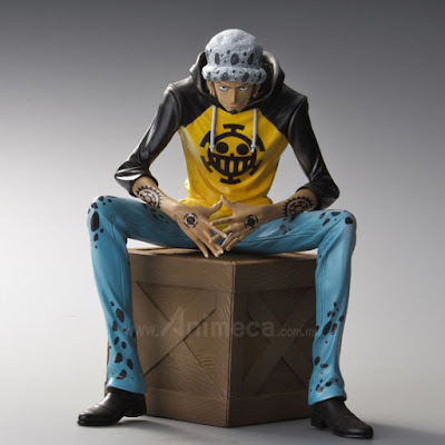 Figura Trafalgar Law Archive Collection No.5 Limited Edition One Piece
