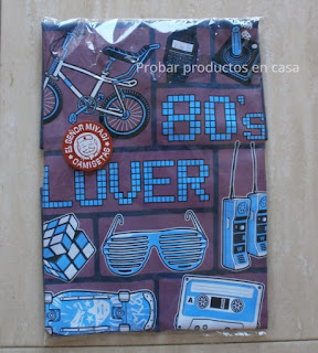 Camiseta divertida 80's Lover Chica de El Señor Miyagi