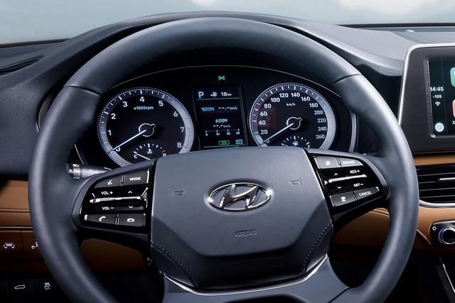 Hyundai Azera 2018 Xe Hyundai Azera 2018 thế hệ mới sắp ra mắt 6
