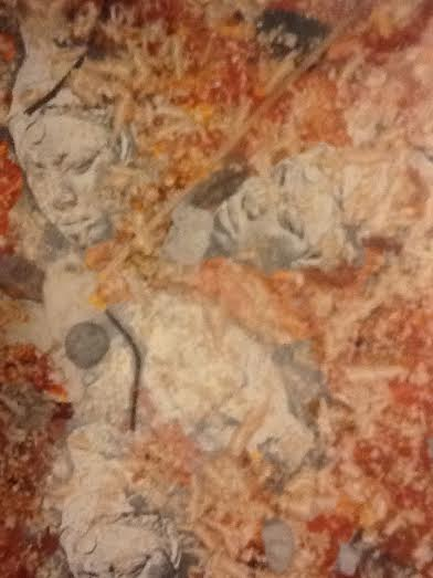 Ancestral Voices Memory; my artwork 1988, Tilarenn