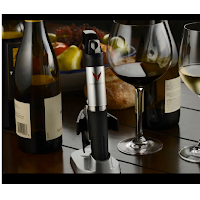 Coravin est un appareil pour boire du vin sans ouvrir la bouteille.