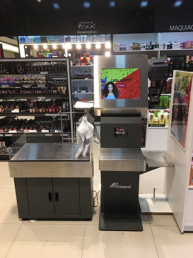 Spasso Cosméticos inaugura loja com caixa inteligente em Ribeirão Preto
