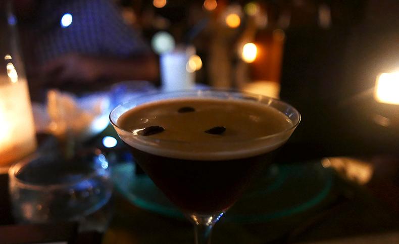 Euriental | fashion & luxury travel | Ubud, Bali, Swept Away at Samaya, espresso martini