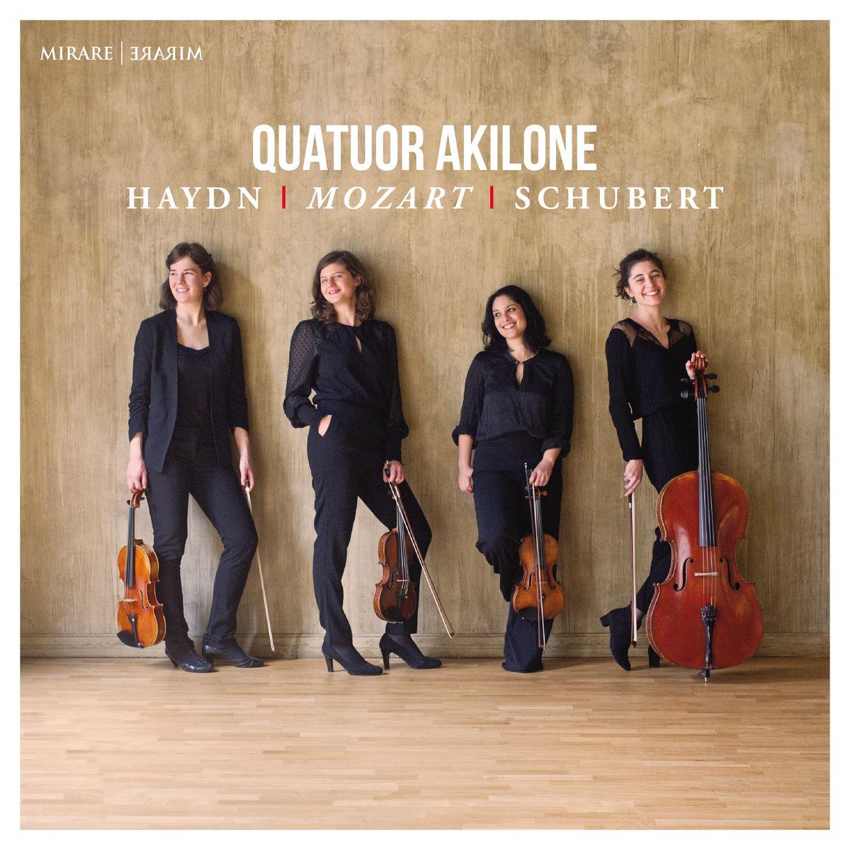 d6412bc53b Music is the key  Quatuor Akilone HAYDN