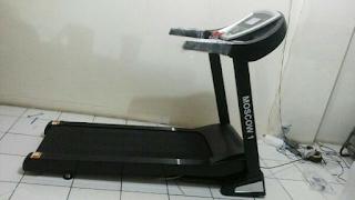 Harga treadmill elektrik 1 moscow Rp 5,900,000