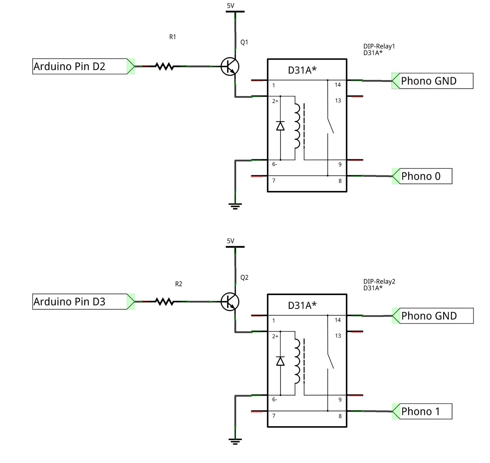 finder terminal relay