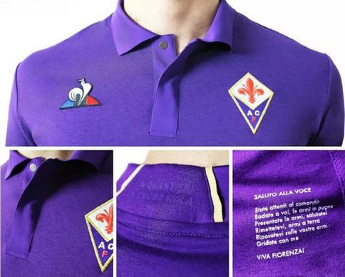 camisetas de futbol Fiorentina baratas