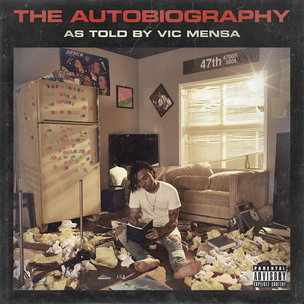 Vic Mensa - The Autobiography Cover