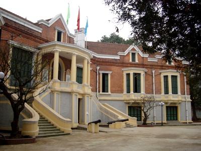 Bảo tàng Dệt - Nam Định