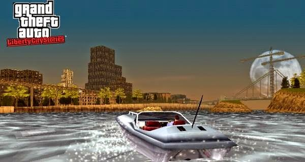Grand Theft Auto Liberty City Stories wallpaper