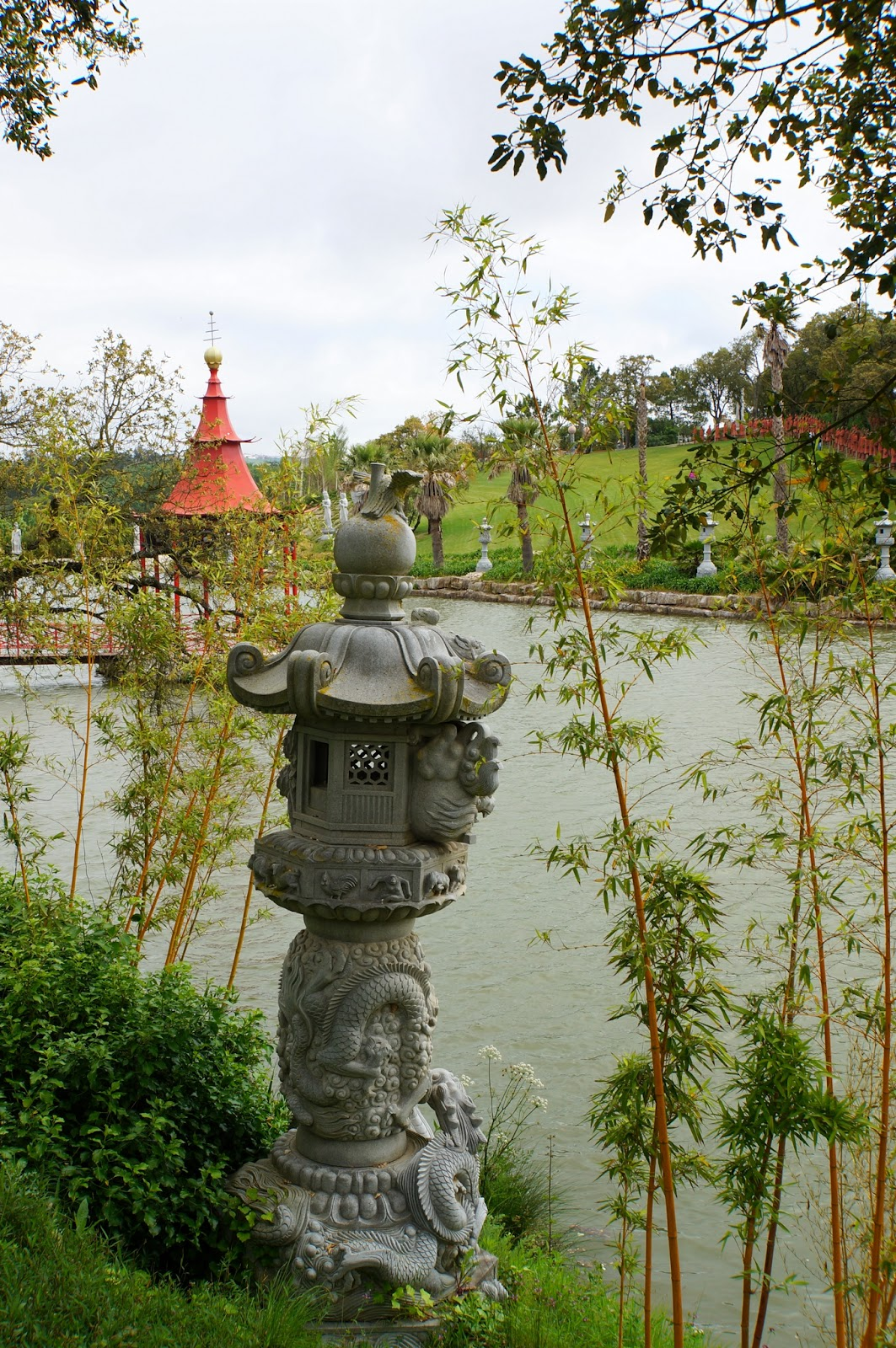 Buddha Eden - Quinta dos Loridos - Carvalhal - Portugal