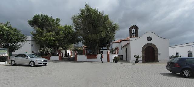 Mar a Cumbre - Arico Nuevo - Plaza de La Luz - Tenerife - Islas Canarias