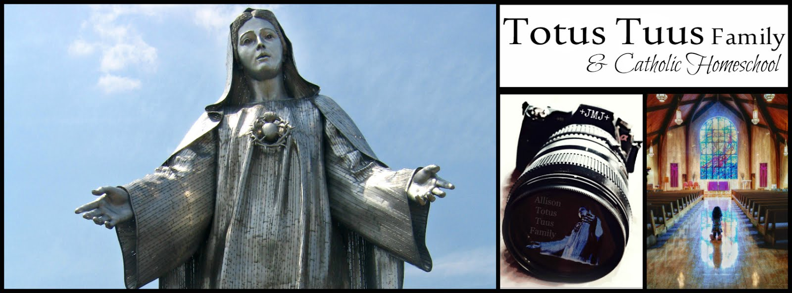 He Held Jesus In His Arms St Joseph Totus Tuus Family