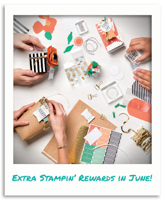 Extra stampin' rewards!
