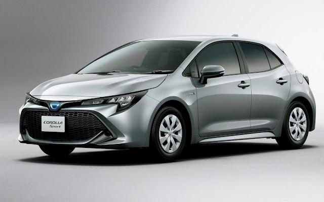 Toyota Corolla Sport 2019