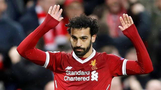 Mohamed Salah Terpilih Menjadi Pemain Terbaik FWA