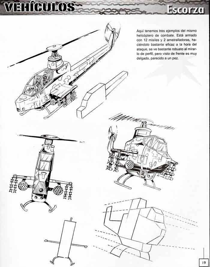 Descarga: DibujArte #49 - Vehiculos Militares.