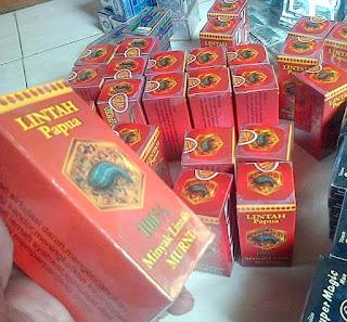 Jual Minyak Lintah Hitam Papua Super Original di Surabaya