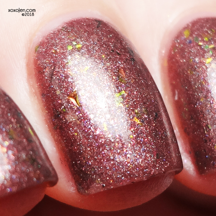 xoxoJen's swatch of Turtle Tootsie Max