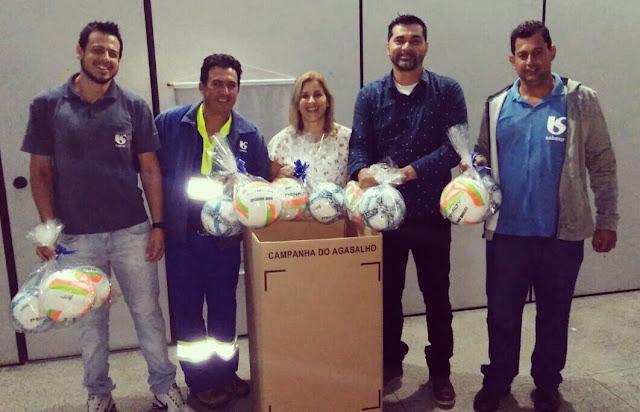 Sete Barras premiará escolas que arrecadarem o maior número de agasalhos em campanha