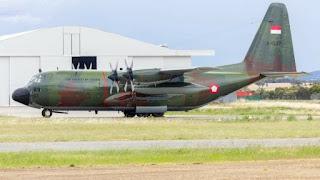 C-130 Hercules TNI AU