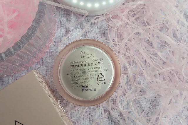Althea Loose Powder