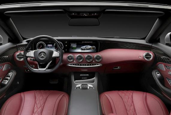 2017 Mercedes-Benz S550 Cabriolet Review