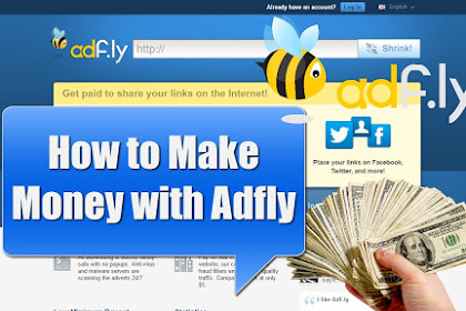 Best Adfly Review 2018: making $2000 a month is simple easy with this network