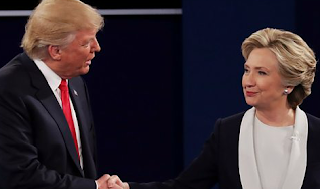 Trump Launches Ferocious Attack On Clintons