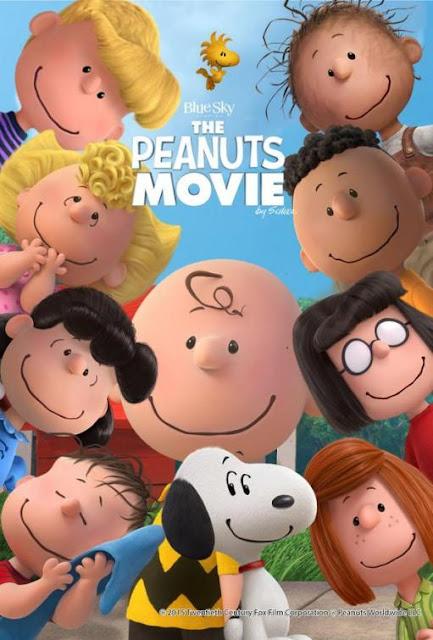 Snoopy y Charlie Brown: Peanuts la Película