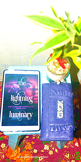 The Lightning Luminary (The Luminary Chronicles #1) by RS McCoy | A Book Review by iamnotbookworm!