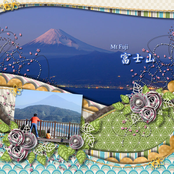 DSB  Mt.Fuji