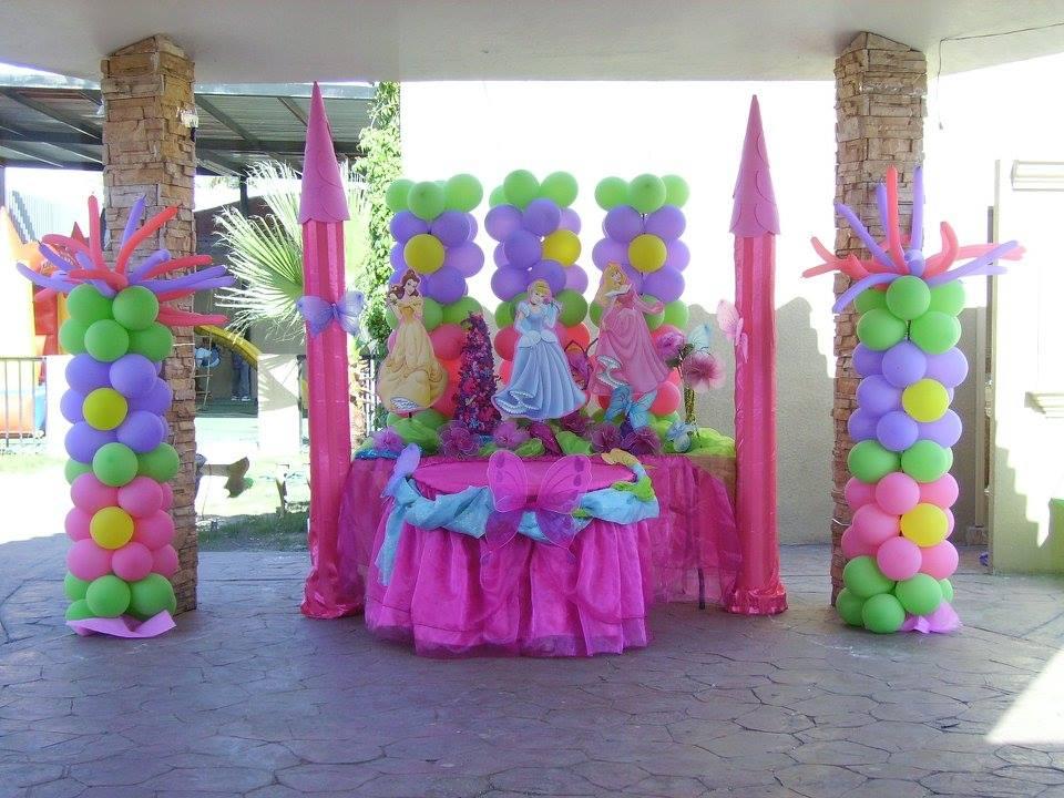Decoraciones bella cruz decoraciones de princesas for Decoracio es