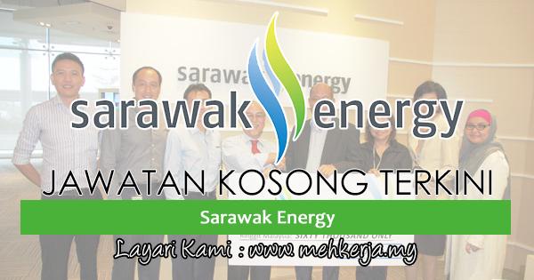 Jawatan Kosong Terkini 2017 di Sarawak Energy