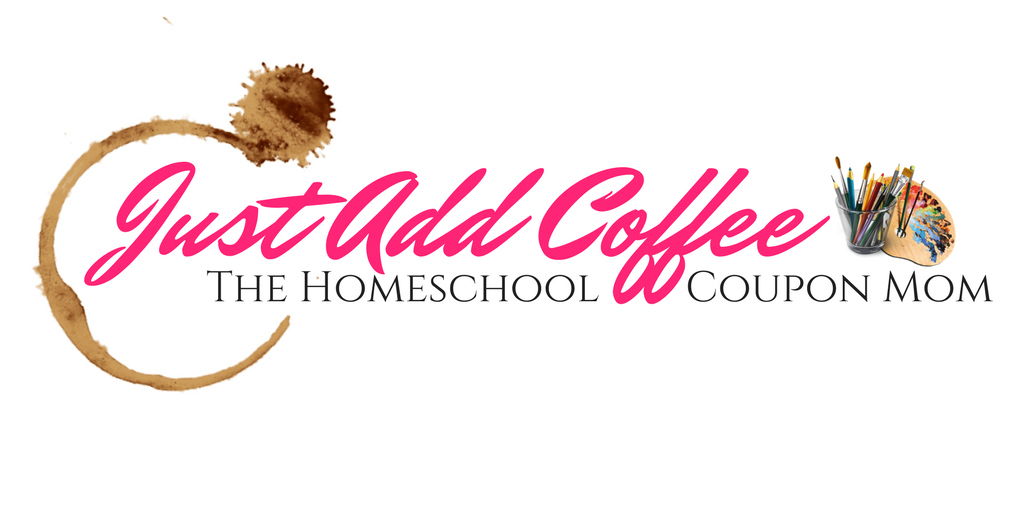 JustAddCoffee- The Homeschool Coupon Mom