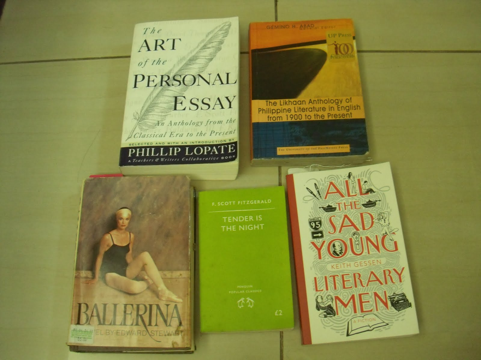 art of the personal essay amazon