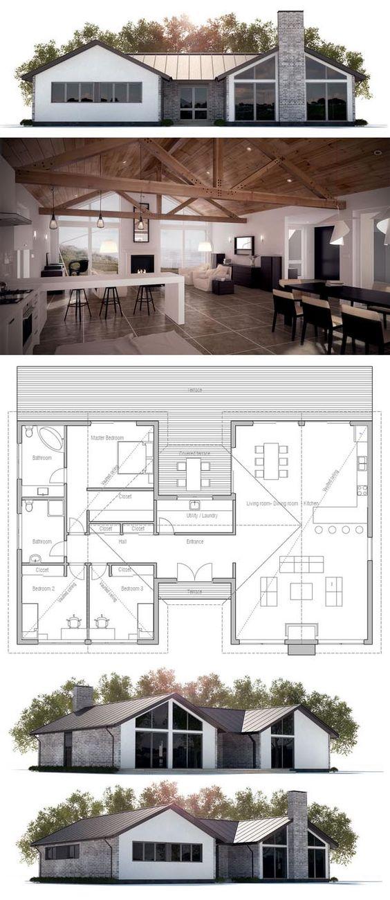 Jasa Desain Gambar Rumah, Ruko dan Kost - Kostan