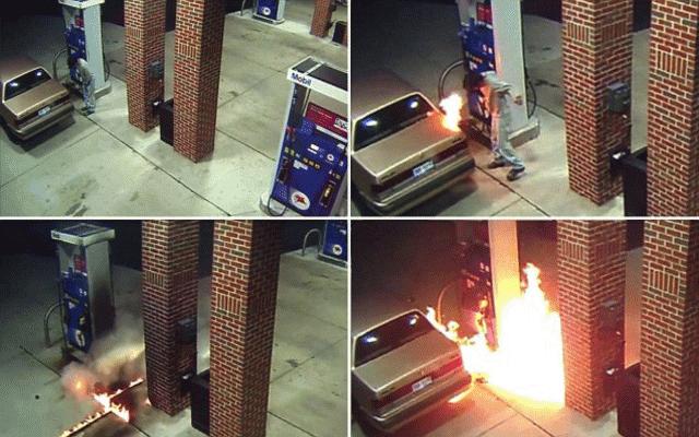 Infovideo: Punca sebenar yang boleh menyebabkan kebakaran di stesyen minyak