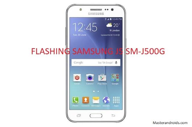 Firmware-samsung-j500g