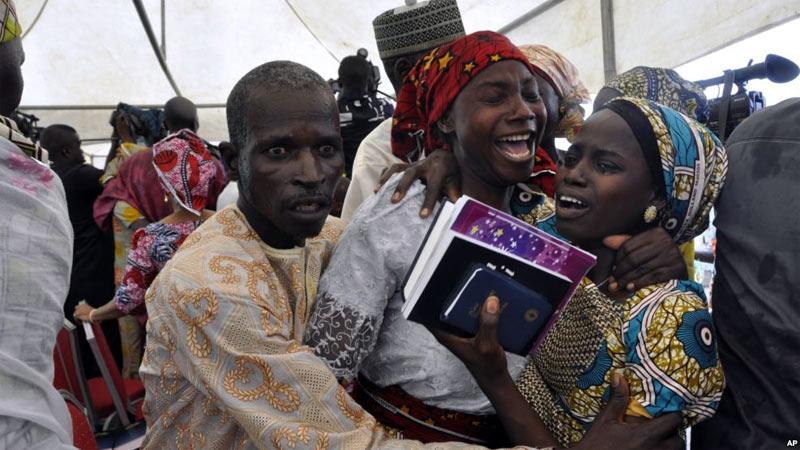 We didn't pay Boko Haram $21m ransom to free Chibok girls - Nigerian Military